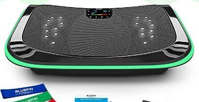 comprar plataforma vibratoria bluefin 4D